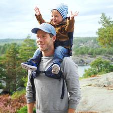 MiniMeis® Shoulder Carrier - Probably the safest shoulder carrier system.