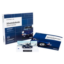 Incl. sound module with original 911 engine sound.