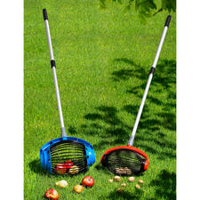 UPP® Rolling Collector - Back-friendly and quick: The ingenious rolling collectors for fallen fruit, (chest)nuts, ...