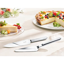 Cake Flatware - Cuts and serves cakes and tarts of all kinds in a clean and stylish way.