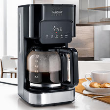 Caso Coffee Maker Taste & Style - Everything you would expect from the perfect filter coffee maker. At a very good price.