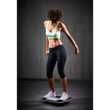 Plankpad® Pro can also be used as the ideal balance board.