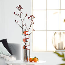 LOOM Vase - Versatile vase. Elegant sculpture. Always a decorative eye-catcher.