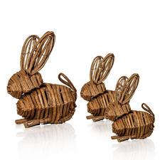 Grapevine Bunnies, Set of 3