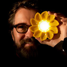 Solar Light Little Sun - Highly efficient solar light. Small art object. And a meaningful social project.