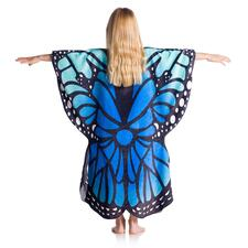 Butterfly, Pink/Blue