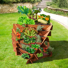 Also perfect for growing vegetables.