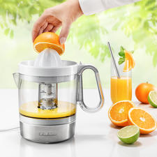 Electric Citrus Juicer CP 3535 - 40 W strong. With XL juice container. For a very good price.