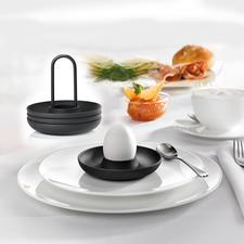 ZONE Denmark Designer Eggcup - Danish design elevates breakfast table and brunch sideboard.