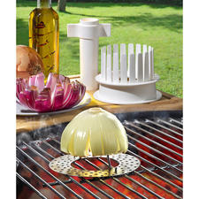 """Blooming Onions-Set, Set of 3 Pieces - """"Blooming onion"""" from the grill – an irresistible treat for the palate and eye."""