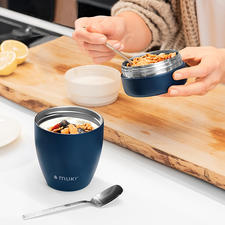 muki Snackpot, Midnight Blue