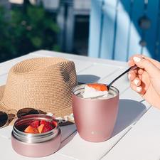 muki Snackpot, Rose Gold