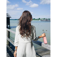 Insulated Bottle, 0.5 l, Rose Gold