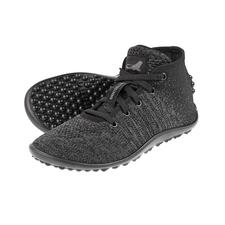Barefoot leguano® Knitted Sneakers - Original leguano® barefoot pleasure – now in trendy high-top sneakers. Handmade in Germany.