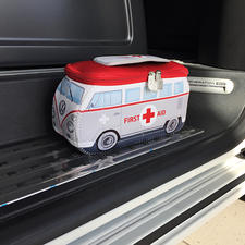 VW First Aid Kit - Who says first aid kits always have to look boring?