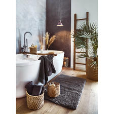 Versatile for use throughout the house: As a container for your bathroom accessories, as a cachepot for your plants, ...