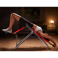 Compact Inversion Trainer Backlounge - Light and collapsible. For use on the go and can be collapsed for storage. At a very sensible price.