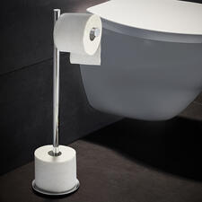 Toilet Butler - Stylish and conveniently to hand. By Decor Walther, supplier of high-quality bathroom accessories.