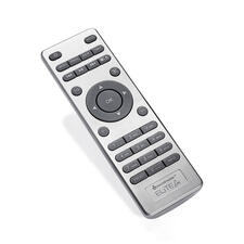 Convenient to control with the remote control supplied (or use your smartphone or the device buttons).