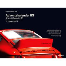 Incl. sound module with original Porsche engine sound.