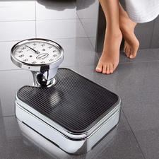 Wunder Bathroom Scales - Quality that lasts generations: Beyond compare in design and weighing precision for 60 years.