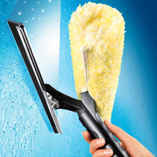 Ettore® Window Cleaner - Never before has window cleaning been such a breeze.