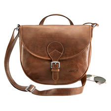 Stewardess Handbag - Italian classic by Chiarugi/Florence. (At an extremely attractive price.)