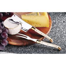 Laguiole Cheese Cutlery - Exclusive cheese cutlery from the land of cheese connoisseurs.