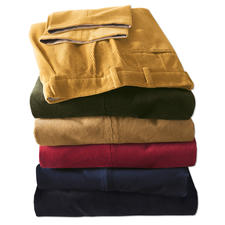 Corn, Olive, Sand, Red, Navy and Black