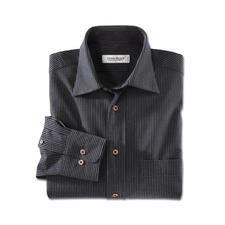 Seersucker Shirt - The Seersucker shirt in finest shirtmaker's quality. By Derek Rose of London. Non-iron.