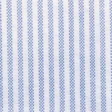 Light Blue/White striped