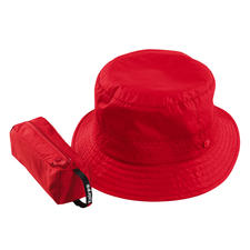 52228590201 Knirps® Unisex Rain Hat At last a rain hat that always fits perfectly. By