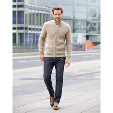 Clark Ross Baby Alpaca Cardigan - As soft as cashmere, yet sturdy enough for everyday wear.
