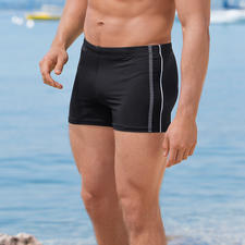Slim Swimming Shorts - Slim, stylish and quick-drying. Swimming shorts for the sporty gentleman.