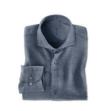 Dufour Jaspé Winter Shirt - A shirt as warm and comfortable as your favourite pullover.
