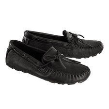 Minnetonka® Elk Leather Driving Moccasins - Like walking on air. Original Minnetonka®: Designed like real moccasins, based on old Indian traditions.