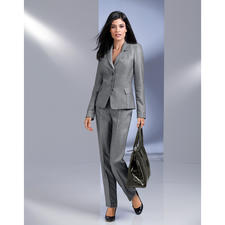 """Barbara Schwarzer  """"Platinum"""" Trousers or Blazer - The clean designer suit for every day wear."""