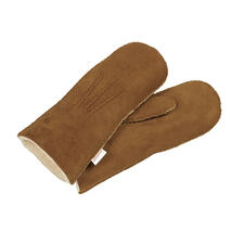 Shepherd Curly Lambskin Mittens - Much classier, much more feminine and warmer than other mittens. From Shepherd.