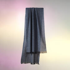 Pashmere Cashmere Scarf - One of the lightest yet warmest pashmina scarves in the world. The finest, ultra-thin 2-ply cashmere.