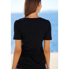 Short-Sleeve, Black