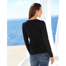 Long-Sleeve, Black