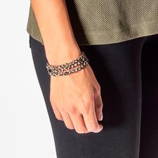 langani Tibetan Agate Bracelet