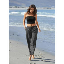Perfect Holiday Trousers - Lightweight, wonderfully comfortable and incredibly versatile in terms of styling.