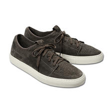 Andrea Zori Leather Knitted Sneakers - As casual as a sneaker, as comfortable as a sock: The leather sneaker with knitted insert. By Andrea Zori.