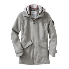 Sailors & Brides Loden Parka - Parka made of high-tech felted loden. From the German sailing specialist Sailors & Brides.