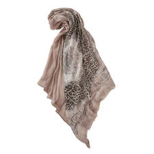 Plomo o Plata Square Scarf - A clever combination of current trends and classic statements. The square scarf from Plomo o Plata.