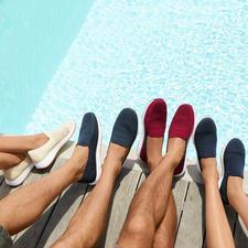 Swims Summer Knit Women's Slip-ons