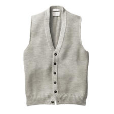 Peregrine Cardigan - The well-established art of knitting meets modern design. Made in England as carefully as ever. By Peregrine.