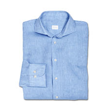 Dorani Linen Business Shirt - Airy, but not casual: The business shirt made of fine Belgian linen. Perfect at 30°C plus. By Dorani.