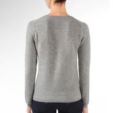 V-Jumper, Grey